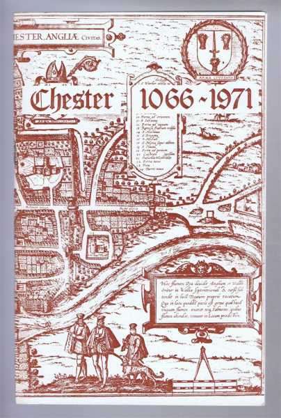 Chester 1066-1971: Contemporary descriptions by residents and visitors, Compiled by D M Palliser