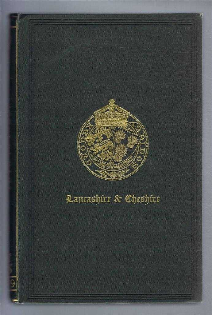An Index to the Wills and Inventories now preserved in the Court of Probate at Chester, from AD 1545 to 1620; with 4 appendices. Lancashire & Cheshire Record Society - Volume II (2), 1879, Edited by J P Earwaker