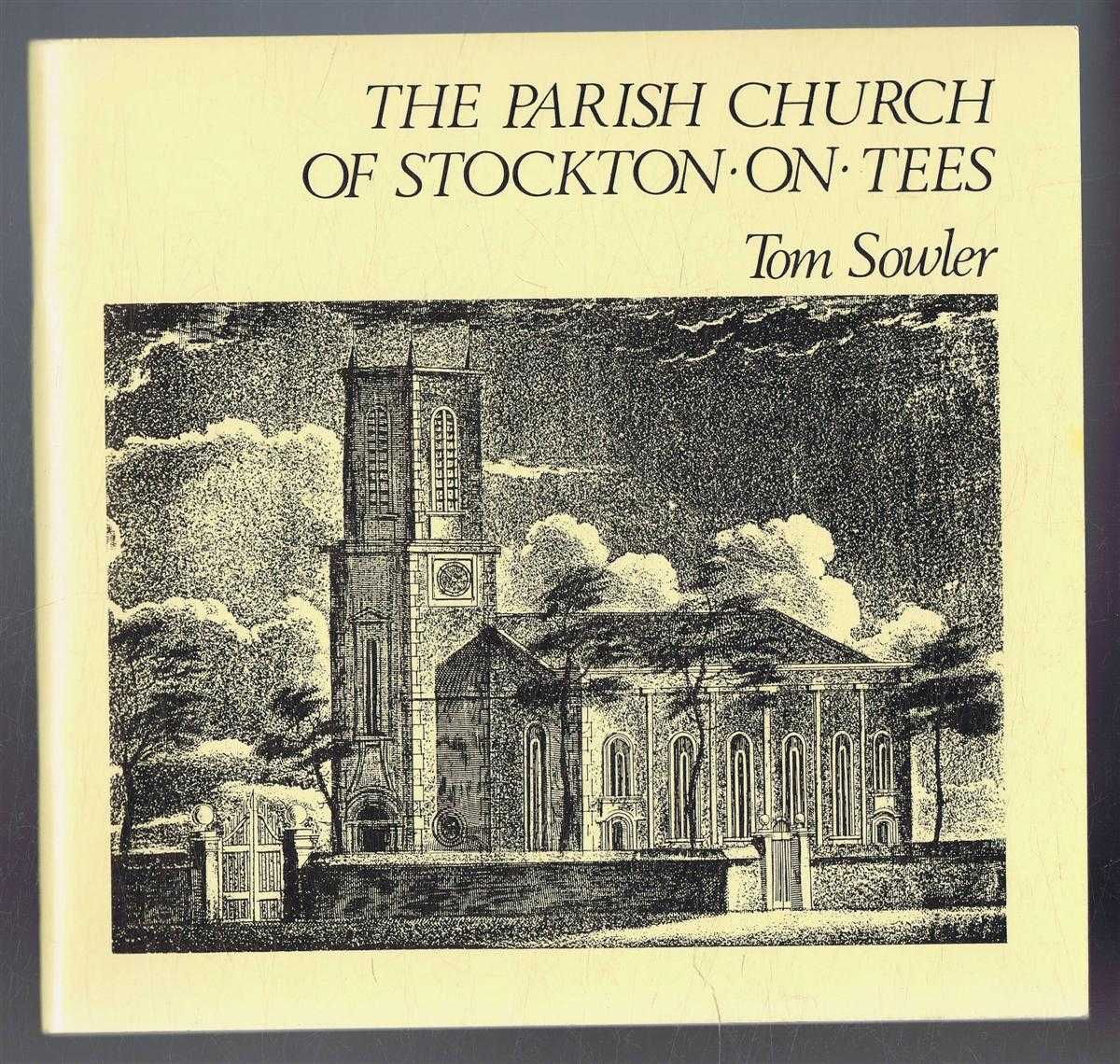 """Image for The Parish Church of Stockton-On-Tees, """"Commonly Called The Old Church"""""""