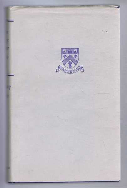 Clifton College Register, 1862 to 1962: Centenary Edition, Beachcroft, S.P. (ed)
