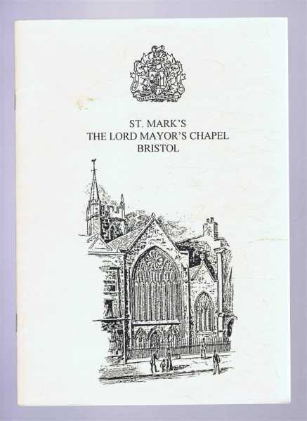 Image for ST. MARK'S: THE LORD MAYOR'S CHAPEL BRISTOL