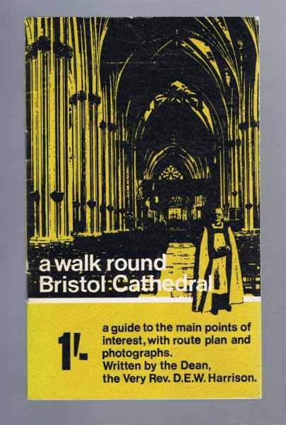 Image for A walk round Bristol Cathedral