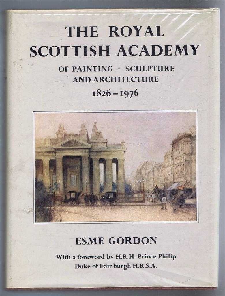 Image for The Royal Scottish Academy of Painting, Sculpture and Architecture 1826-1796