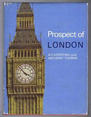 Prospect of London, A F Kersting and Anthony Thorne