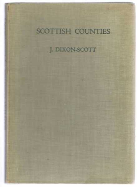 Image for Scottish Counties, a Book of New Photographs