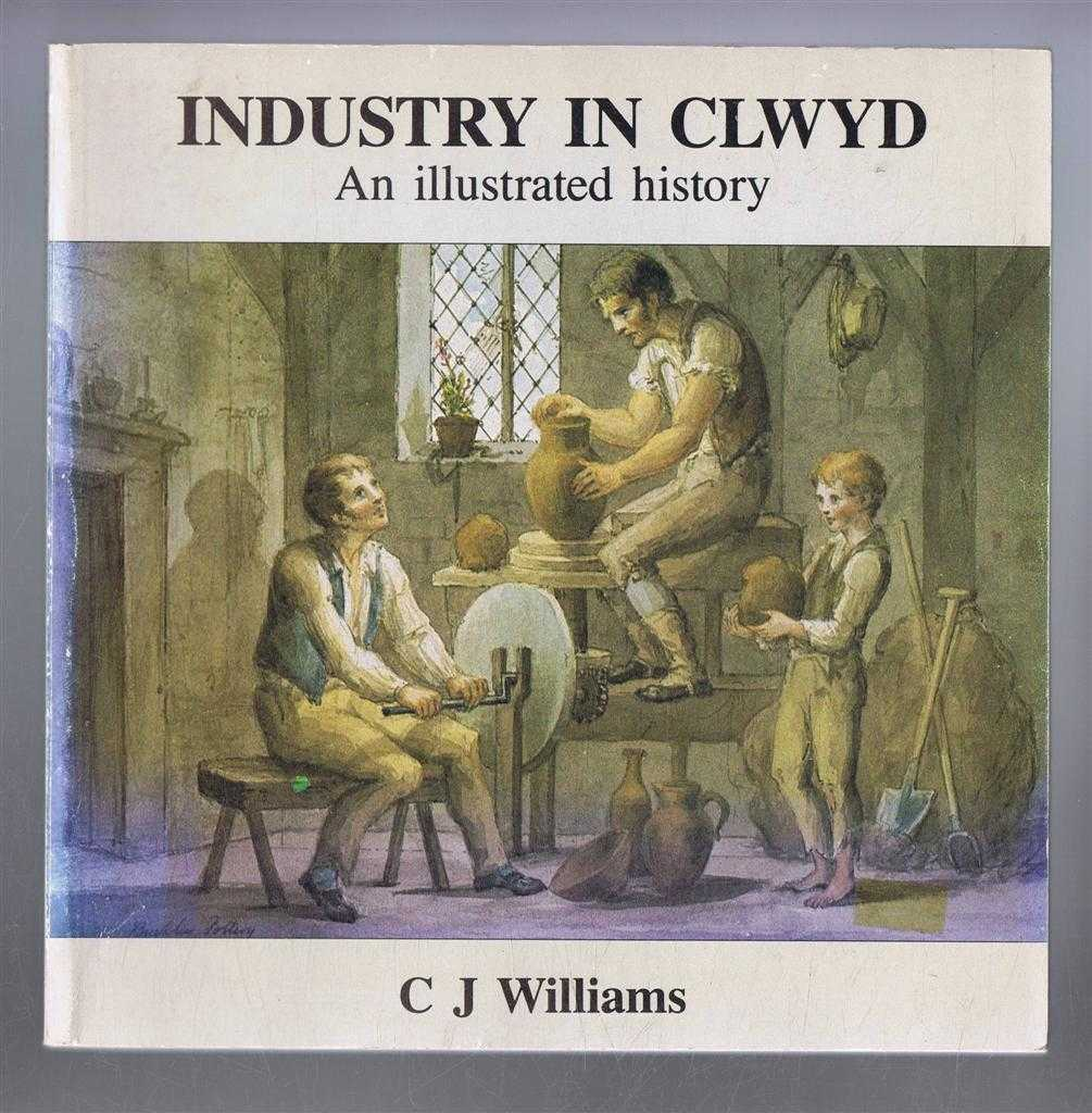 Industry in Clwyd, an Illustrated History, C J Williams