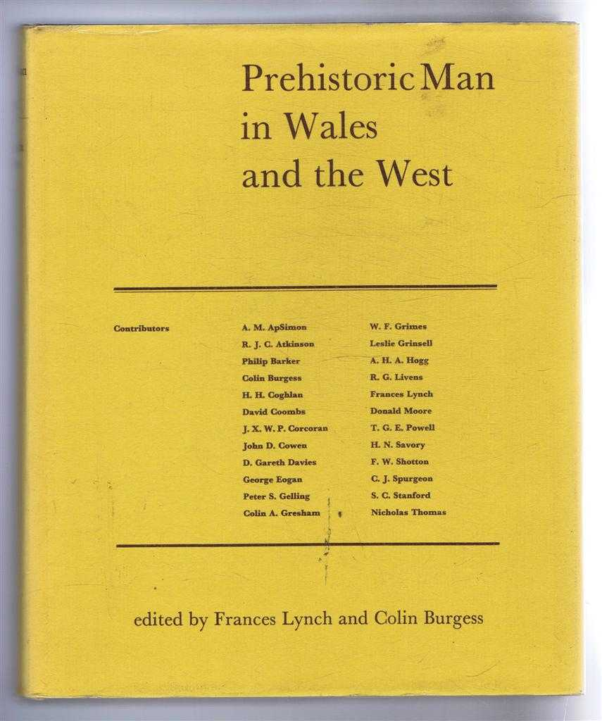 Image for Prehistoric Man In Wales and the West, essays in honour of Lily F Chitty