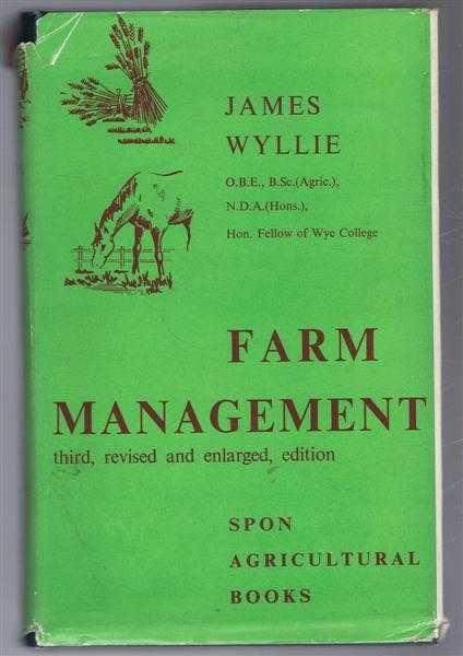 JAMES WYLLIE - Farm Management