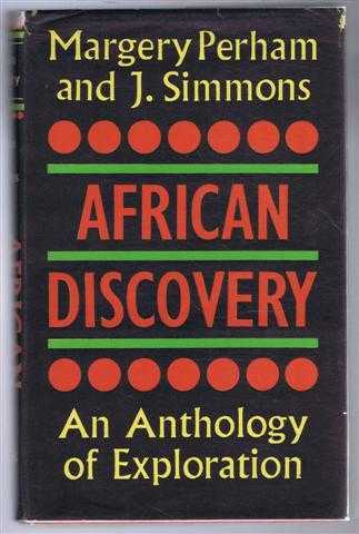Image for African Discovery, an anthology of exploration