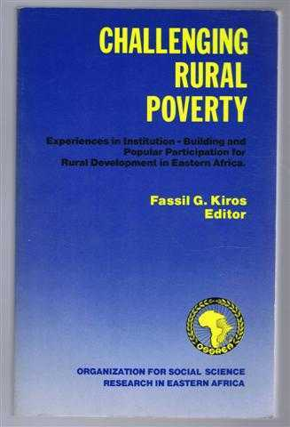 Image for Challenging Rural Poverty