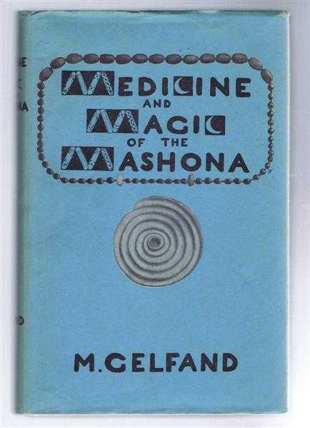 Image for Medicine and Magic of the Mashona