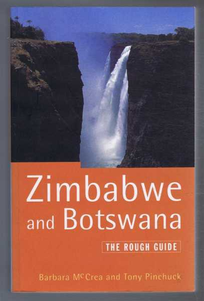Zimbabwe and Botswana, The Rough Guide, Barbara McCrea and Tony Pinchuck