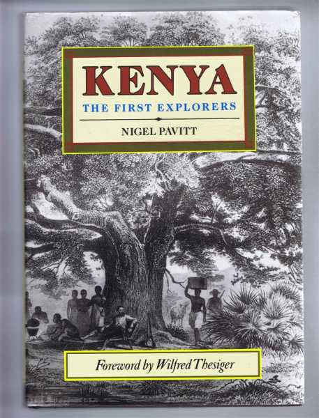 Image for Kenya, The First Explorers