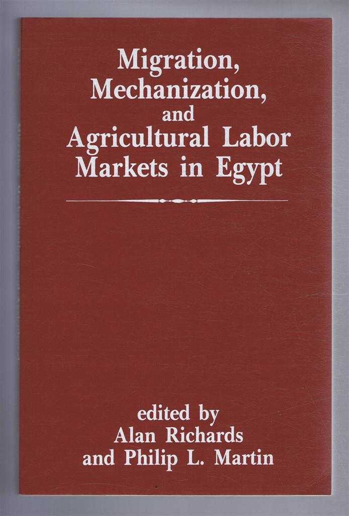 Image for Migration, Mechanization, and Agricultural Labor Markets in Egypt