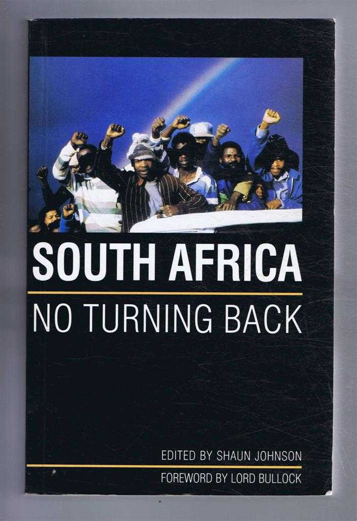 Image for South Africa, No Turning Back