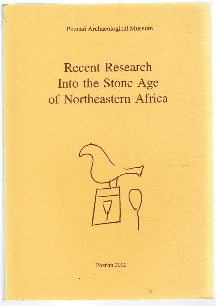 Image for Recent Research Into the Stone Age of Northeastern Africa