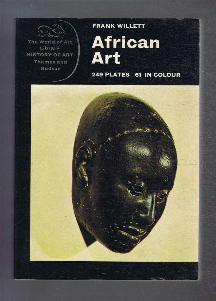 Image for African Art, an Introduction
