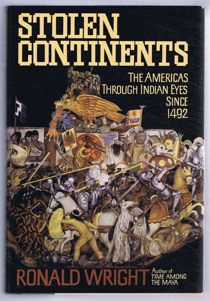 Stolen Continents, The Americas Through Indian Eyes Since 1492, 60419031065
