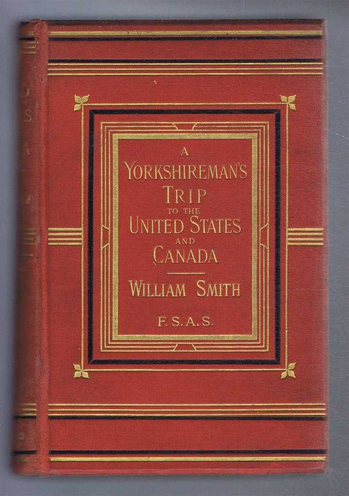 Image for A Yorkshireman's Trip to the United States and Canada