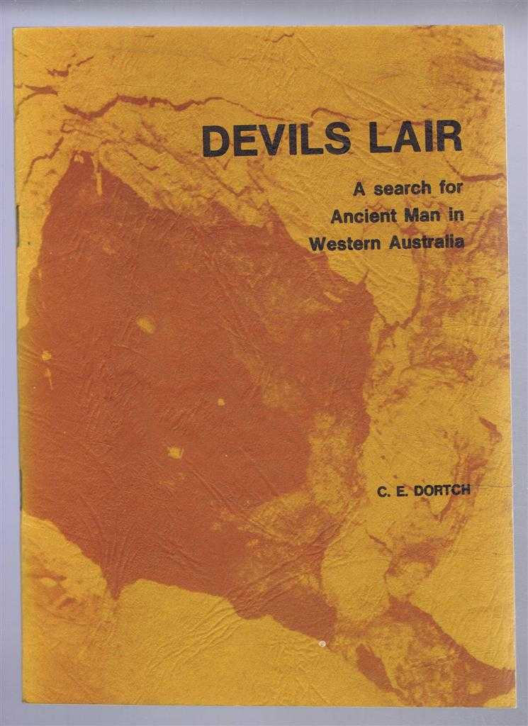 Image for Devils Lair, A search for Ancient Man in Western Australia