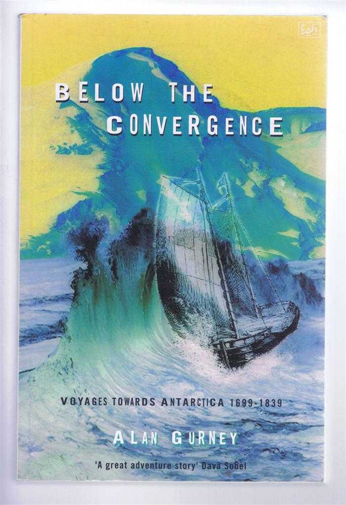 Image for Below the Convergence, Voyages Towards Antarctica 1699-1839