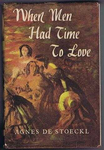 When Men Had Time to Love, Baroness de Stoeckl, Wilfrid S Edwards