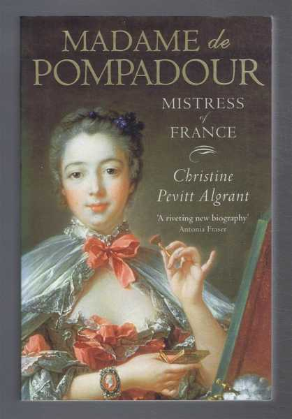Image for Madame de Pompadour, Mistress of France
