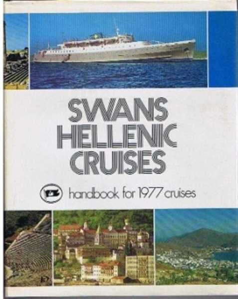 Swans Hellenic Cruise Handbook (1977), Edited by Sir Mortimer Wheeler