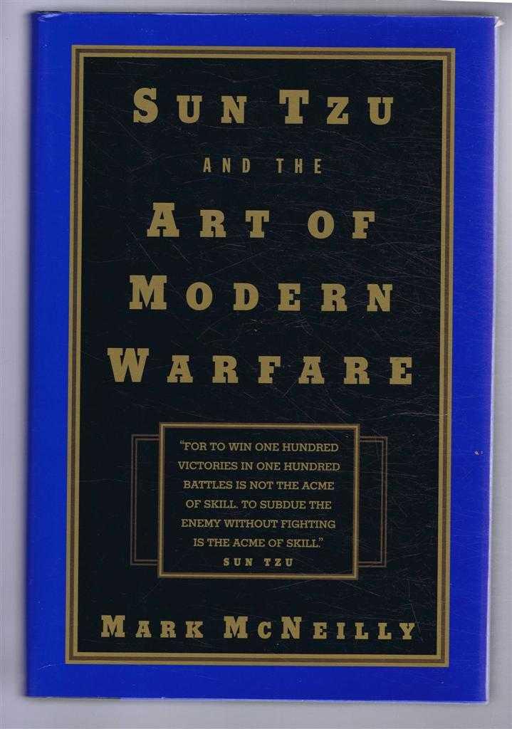 Sun Tzu and the Art of Modern Warfare, Mark McNeilly