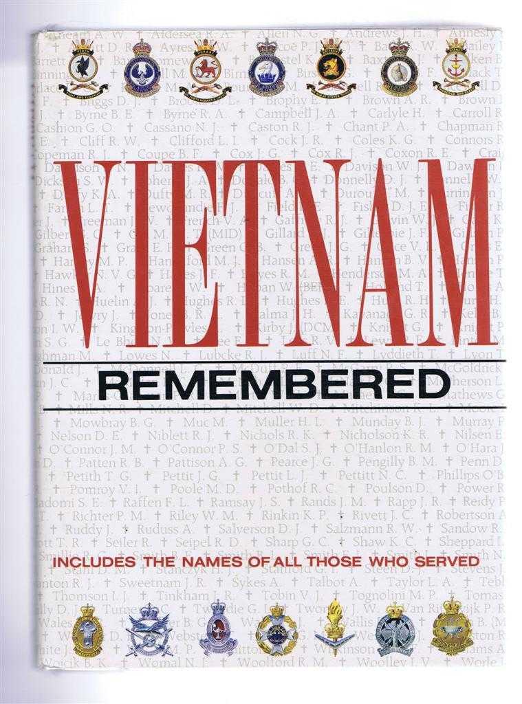 VIETNAM Remembered, Pemberton, Gregory (ed)