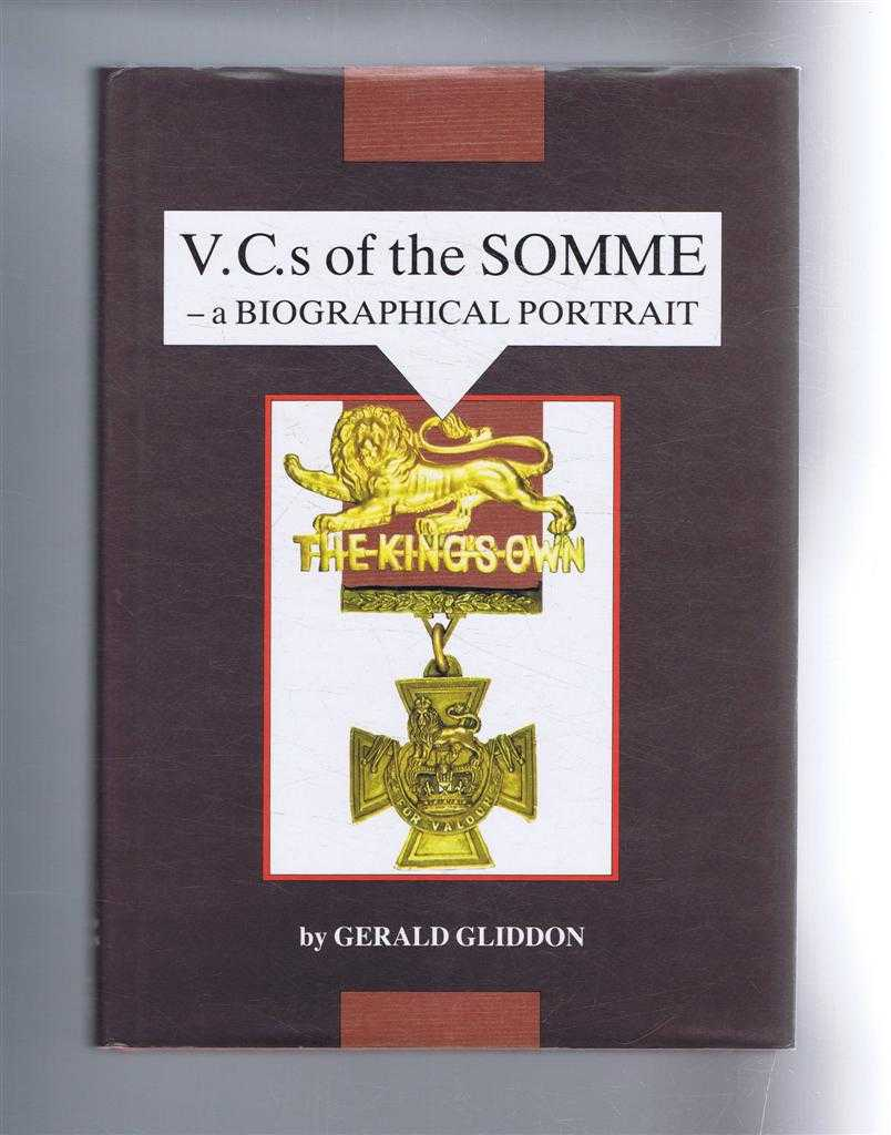 Image for V.C.s of the Somme - a Biographical Portrait