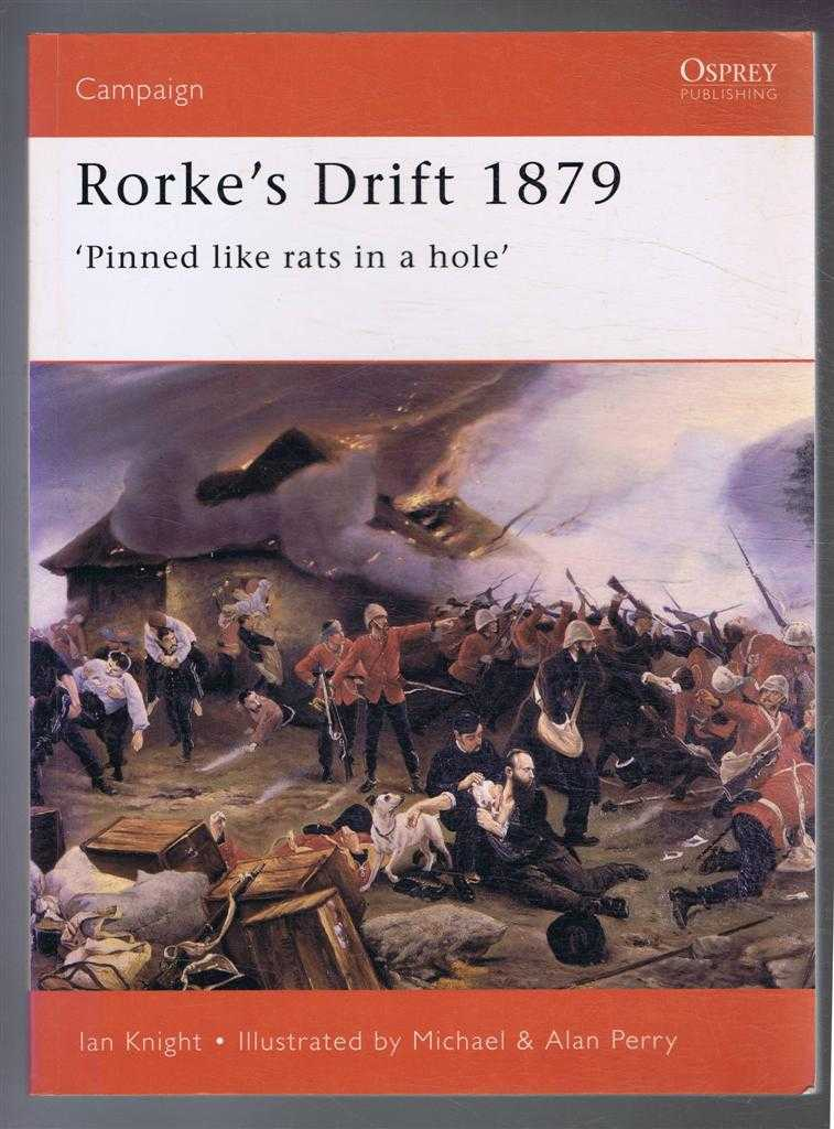 Image for Rorke's Drift 1879. 'Pinned like rats in a hole'. Campaign 41