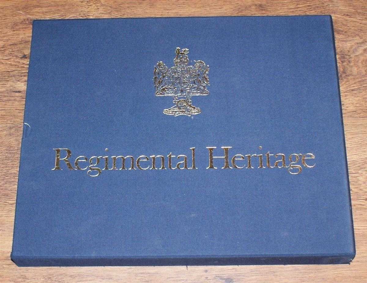 Image for Regimental Heritage, A Pictorial Record of the Paintings and Silver of the Royal Regiment of Artillery