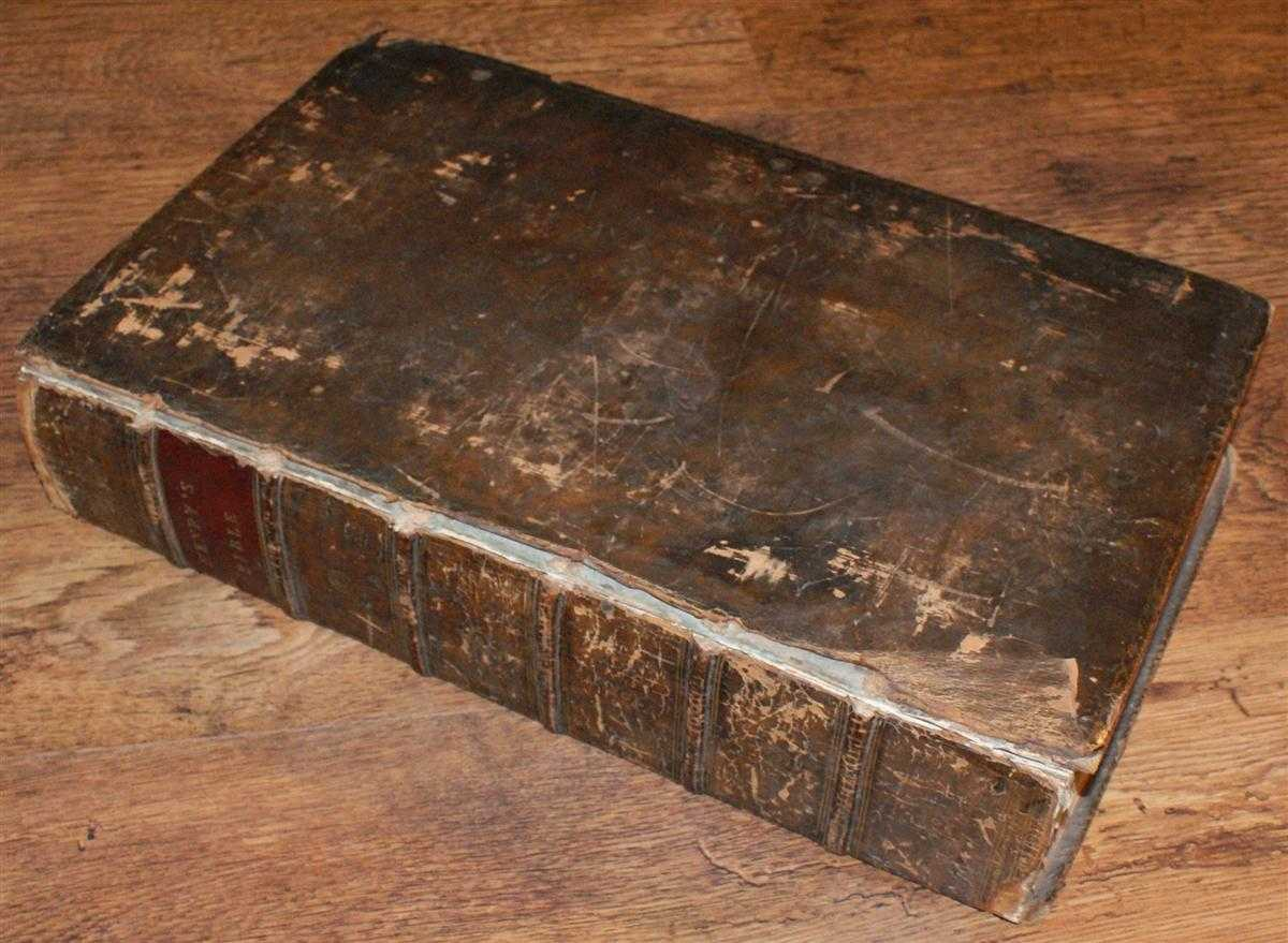Image for The Holy Bible, Containing the Old and New Testaments, according to the authorized translation: with copious Notes, explanatory, practical, and evangelical. New Family Bible containing Apocrypha etc. (Henry's Bible)