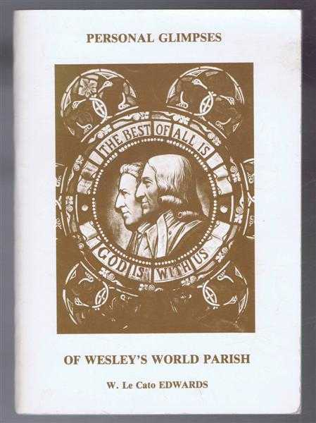 Image for Personal Glimpses of Wesley's World Parish