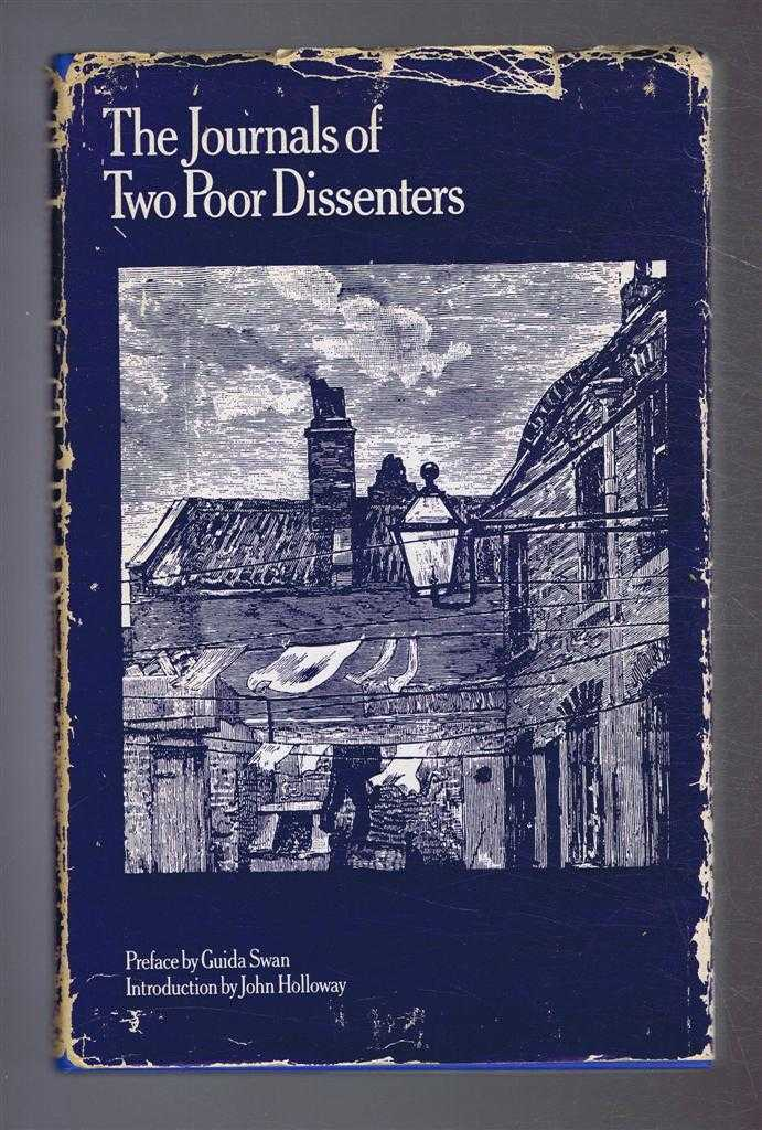 Image for The Journals of Two Poor Dissenters 1786-1880 (William Thomas Swan born 1786 and William Swan born 1813)