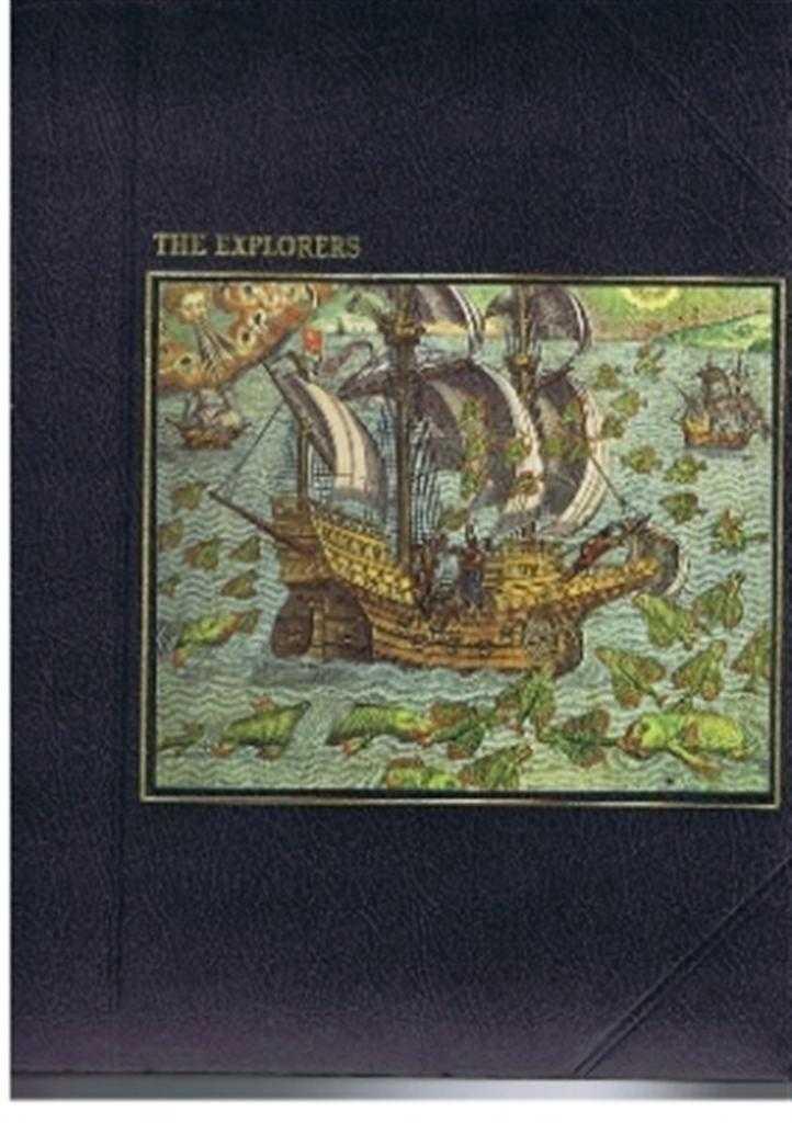 The Explorers (The Seafarers Series), Richard Humble, Editors of Time-Life Books