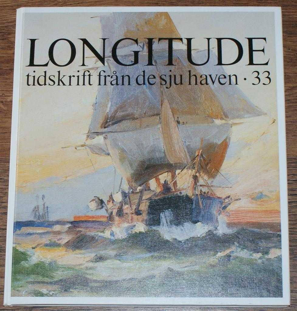 Image for Longitude: tidskrift fran de sju haven (Magazine of the Seven Seas) - 33