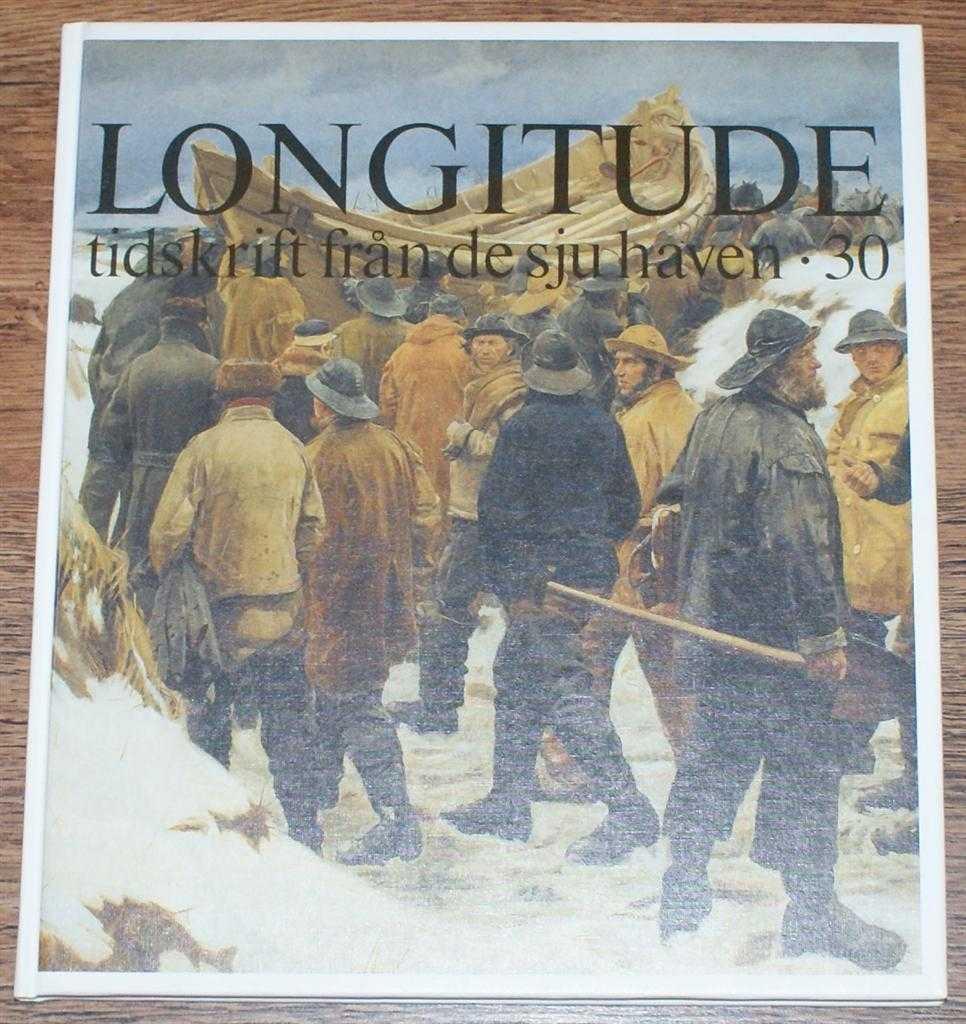 Image for Longitude: tidskrift fran de sju haven (Magazine of the Seven Seas) - 30