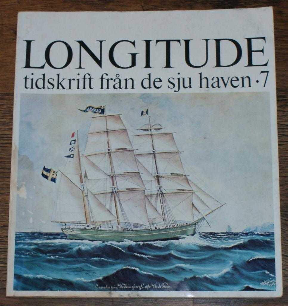 Image for Longitude: tidskrift fran de sju haven (Magazine of the Seven Seas) - 7