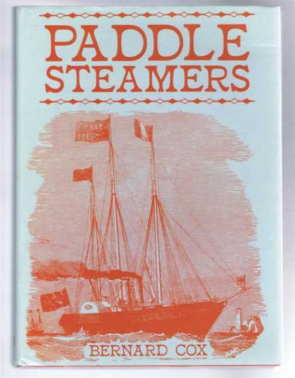 Paddle Steamers, Bernard Cox