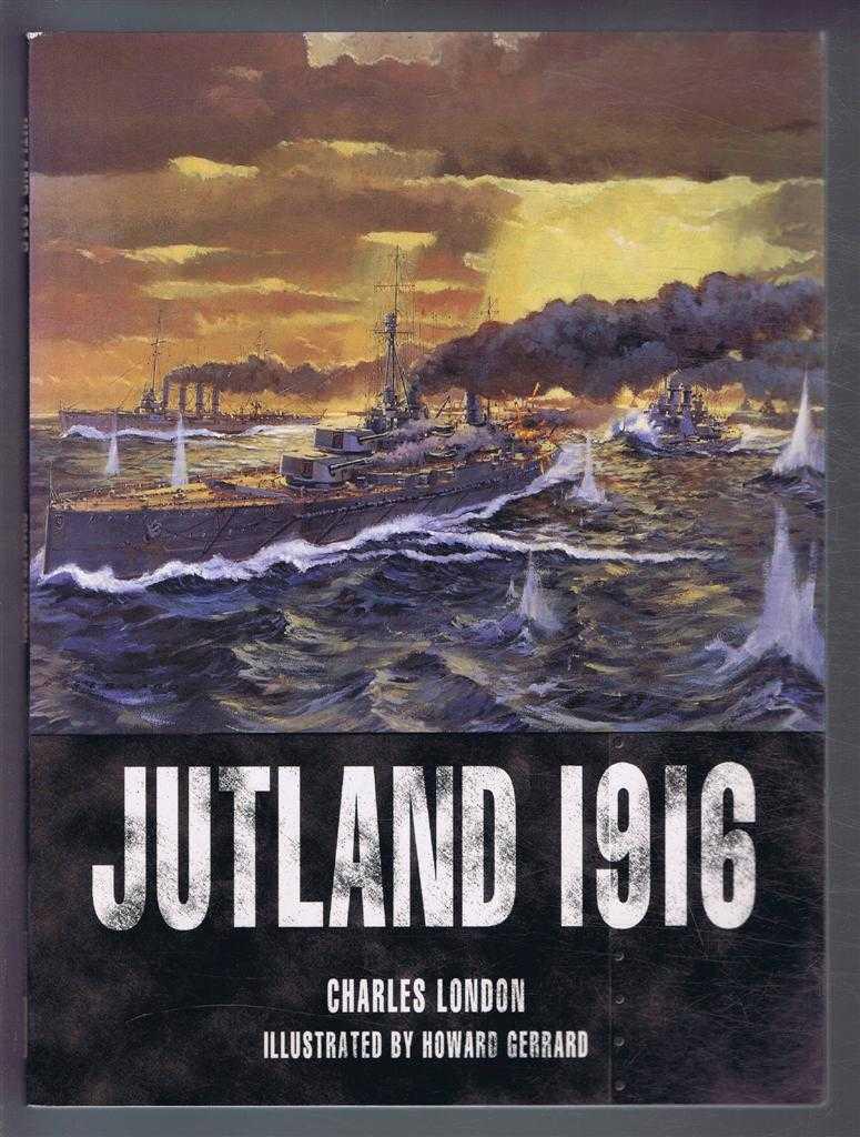 Jutland 1916, Charles London