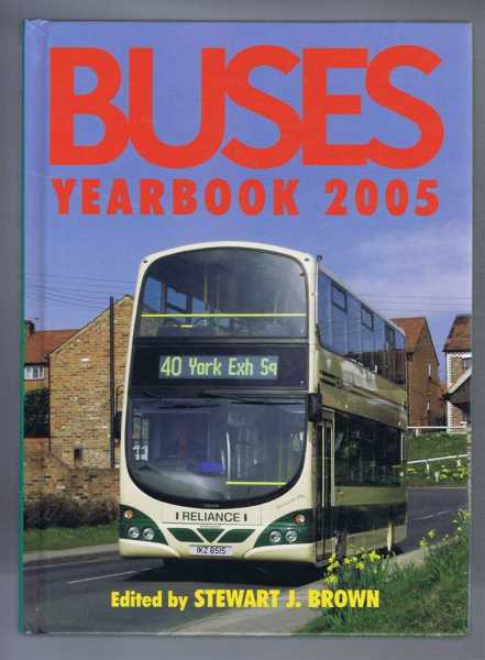 BUSES Yearbook 2005, Brown, Stewart J. (ed)