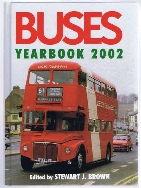 BUSES Yearbook 2002, Brown, Stewart J. (ed)