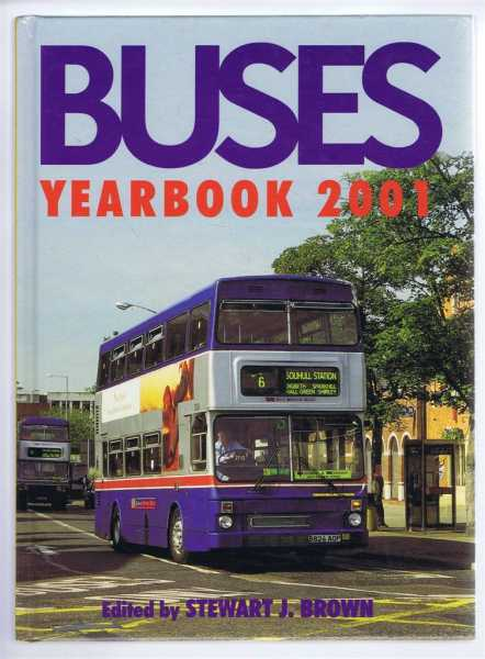 BUSES Yearbook 2001, Brown, Stewart J. (ed)
