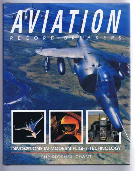 Image for Aviation Record Breakers - Innovations in modern flight technology