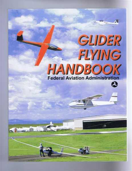 Image for Glider Flying Handbook: Federal Aviation Administration
