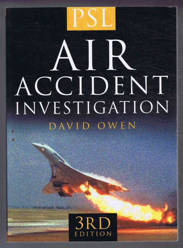Image for Air Accident Investigation
