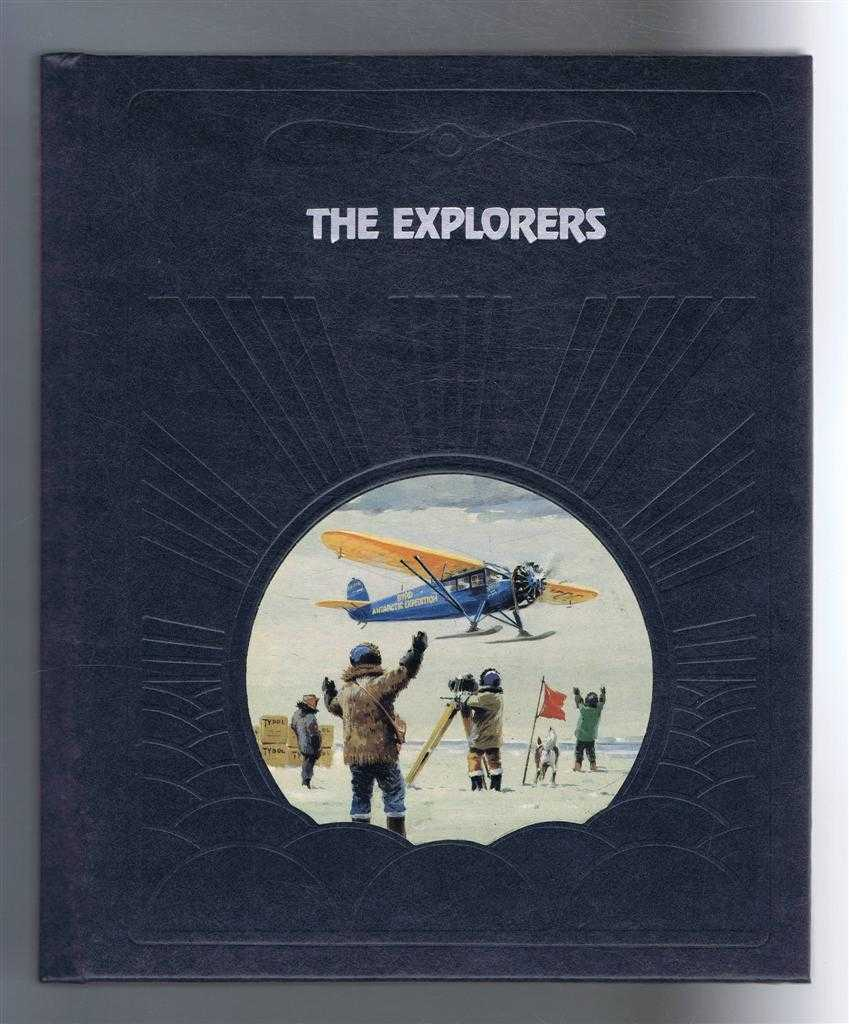 Image for The Epic of Flight: The Explorers