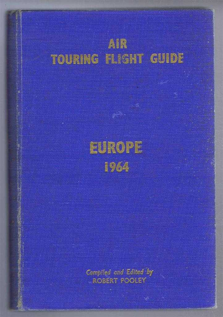 Image for Air Touring Flight Guide, Europe, 1964